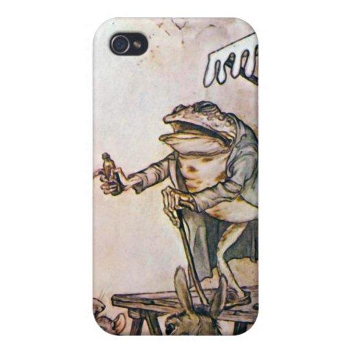 The Quack Frog iPhone 4/4S Case