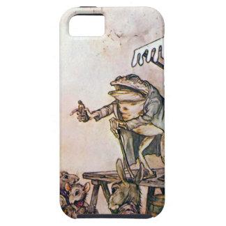 The Quack Frog Tough iPhone 5 Case