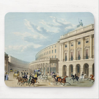 The Quadrant, Regent Street, from Piccadilly Circu Mouse Mat
