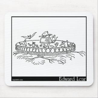 The Quangle Wangle s Hat Mousepads