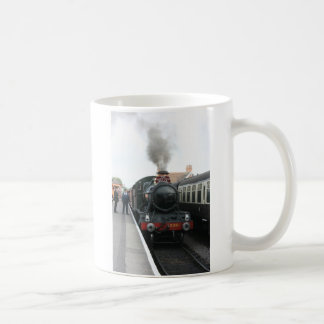 The Quantock Belle at Bishops Lydeard station Coffee Mug
