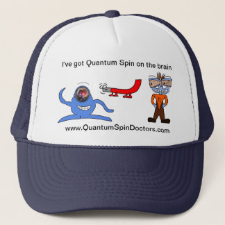 The Quantum Spin Doctors Hat
