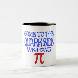 The Quark Side Two-Tone Mug