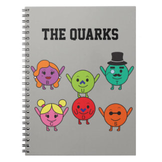 The Quarks family notebook