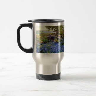 The Quarry by Henri Rousseau Stainless Steel Travel Mug