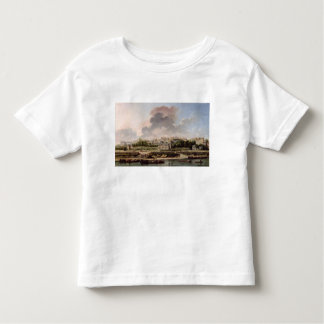 The Quay and Village of Passy in 1757 Toddler T-Shirt