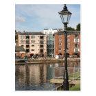 The Quay, Exeter, Devon, UK Postcard