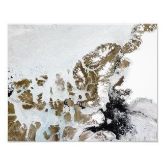 The Queen Elizabeth Islands 2 Photo Print