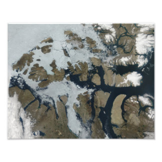 The Queen Elizabeth Islands Photo Print
