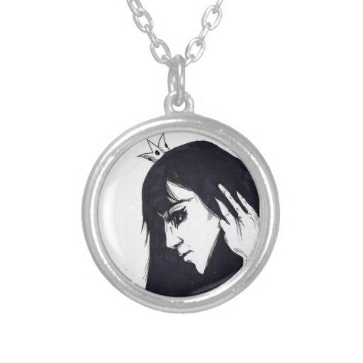 The Queen Custom Necklace