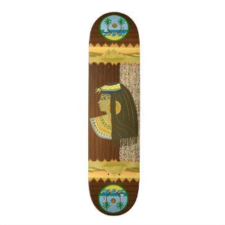 The Queen of Egypt Epics Board 21.6 Cm Old School Skateboard Deck