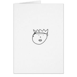The Queen of England Drawing by Han Card