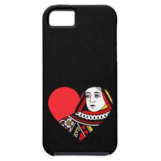 The Queen of Hearts Case For iPhone 5/5S