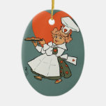 The Queen Of Hearts Christmas Tree Ornament
