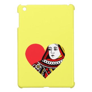 The Queen of Hearts Case For The iPad Mini