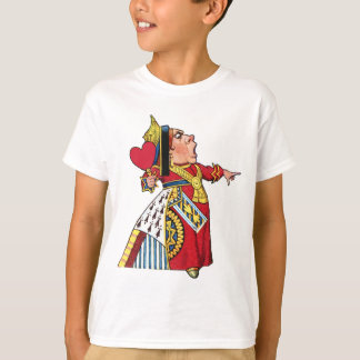 The Queen of Hearts is in Charge! T-Shirt