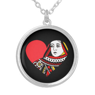 The Queen of Hearts Custom Jewelry