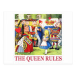 """THE QUEEN OF HEARTS SAYS, """"THE QUEEN RULES!"""""""