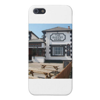 THE QUEENS ARMS iPhone 5 CASE