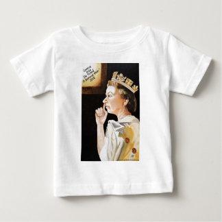 The Queen's Diamond Jubilee Baby T-Shirt