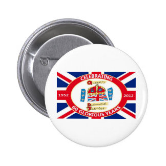 The Queen's Diamond Jubilee Buttons