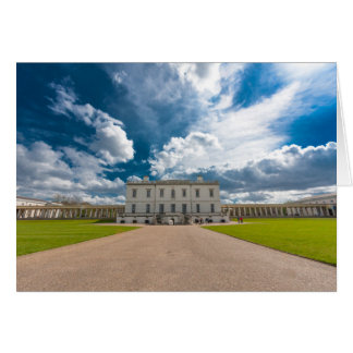 The Queen's House, Greenwich Greeting Card