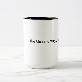 The Queens mug