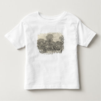 The Queen's Stag Hounds: The Meet, Aylesbury Toddler T-Shirt