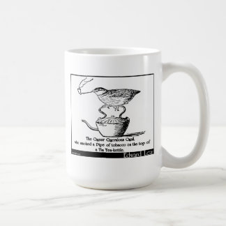 The Queer Querulous Quail Mug