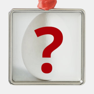 The Question Christmas Ornament