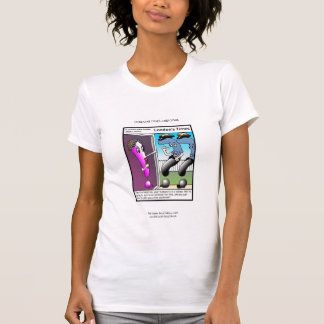 The Question Police:  Cartoon Funny Camisole Top Tshirts