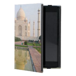 The quiet peaceful Taj Mahal at sunrise one of Cover For iPad Mini