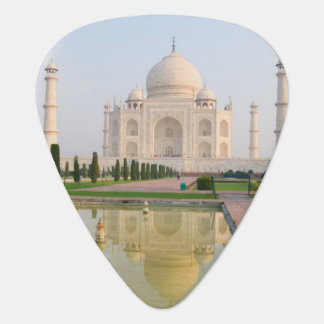 The quiet peaceful Taj Mahal at sunrise one of Plectrum