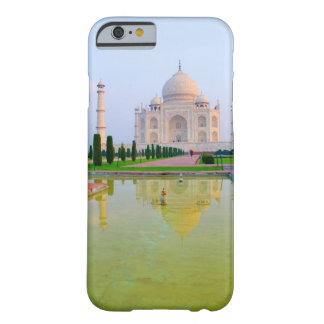 The quiet peaceful World Famous Taj Mahal at Barely There iPhone 6 Case
