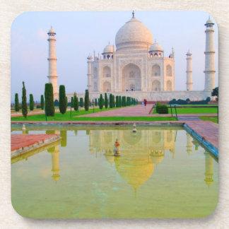 The quiet peaceful World Famous Taj Mahal at Coasters