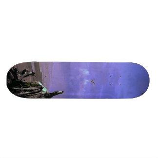 The Quiet Shore Skate Boards