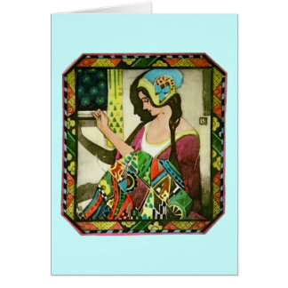 The Quilter Card