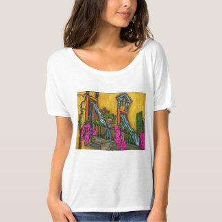 The Quintessential Italian Balcony T-Shirt