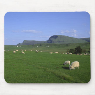 The Quiraing Mountains, Isle of Skye, Highlands, Mouse Pad