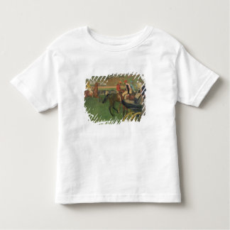 The Race Course - Amateur Jockeys Toddler T-Shirt