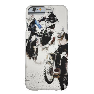 The Race is On - Motocross Racers Barely There iPhone 6 Case