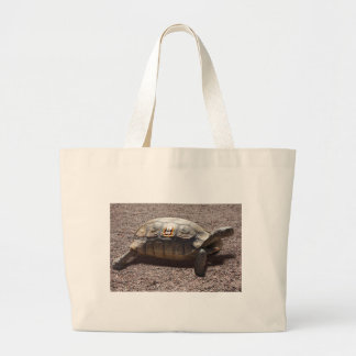 The Racer - Eight is Never Late! Jumbo Tote Bag
