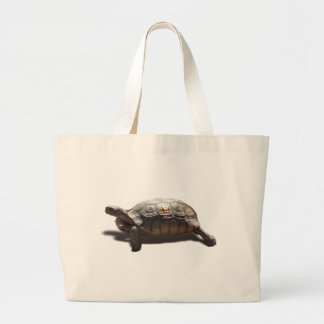 The Racer - Eight is Never Late! Canvas Bag
