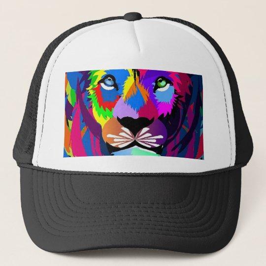 The Rad Lion Hat