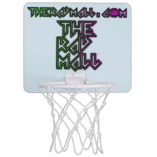 "The Rad Mall ""Rocker"" Logo Mini Basketball Hoop"