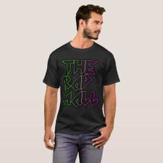 """The Rad Mall """"Rocker"""" Tshirt (Mens) - Black"""