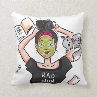 The Radical Mum Cushion