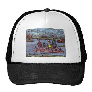 THE RAFT MESH HATS