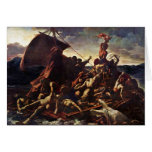 The Raft Of The Medusa, By Géricault Jean Louis Th Cards