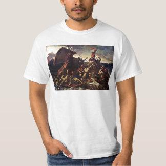 The Raft Of The Medusa, By Géricault Jean Louis Th T-Shirt
